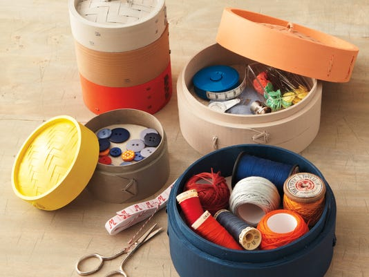 The Ultimate Sewing Basket