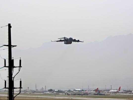 AP AFGHANISTAN AIRSPACE I AFG