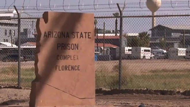 he Justice Department said that for the second year in a row Arizona was unable to submit proof of compliance or assurances that it was meeting federal prison rape prevention laws.
