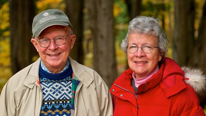 Roy and Charlotte Lukes of Egg Harbor will be inducted in the Wisconsin Conservation Hall of Fame in an April 14 ceremony in Stevens Point.