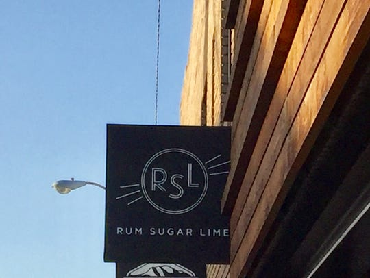 Rum Sugar Lime bar in Midtown Reno takes its name from