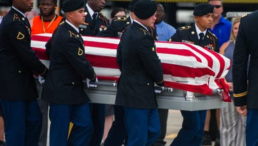 As Afghan war endures, Fort Campbell soldier's remains pass through Nashville