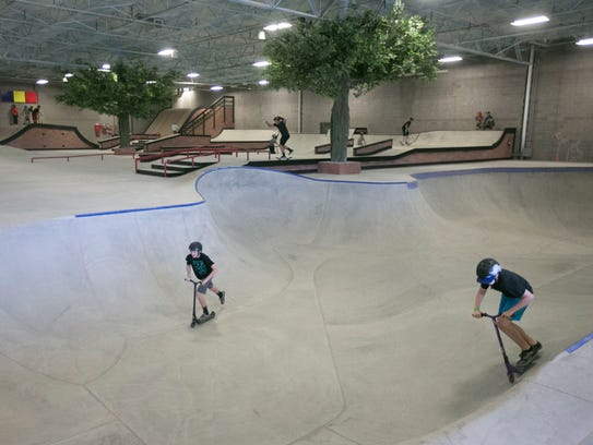 X Games Bmx Skateparks and lessons...