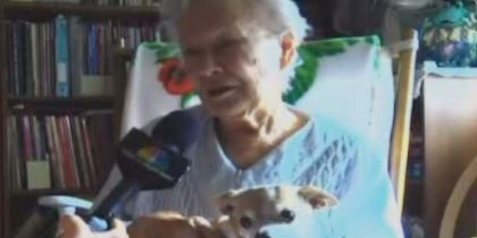 Great Grandmother Recounts Kidnapping And Escape