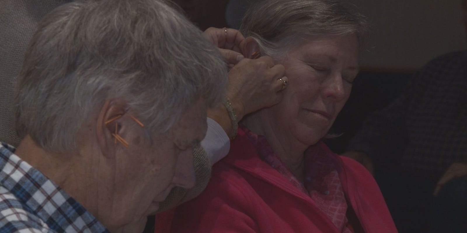 Veterans And Their Families Receive Free Acupuncture