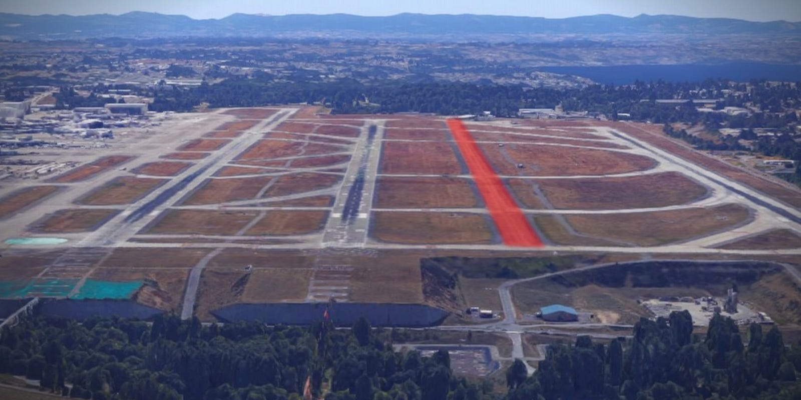 Plane Lands On Taxiway Instead Of Runway At Sea Tac Airport