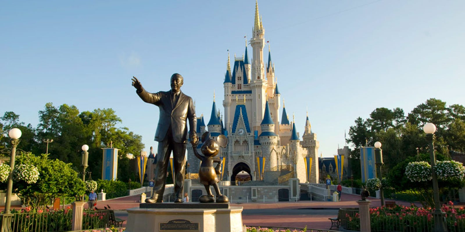 Walt Disney World sued after 250 employees laid off
