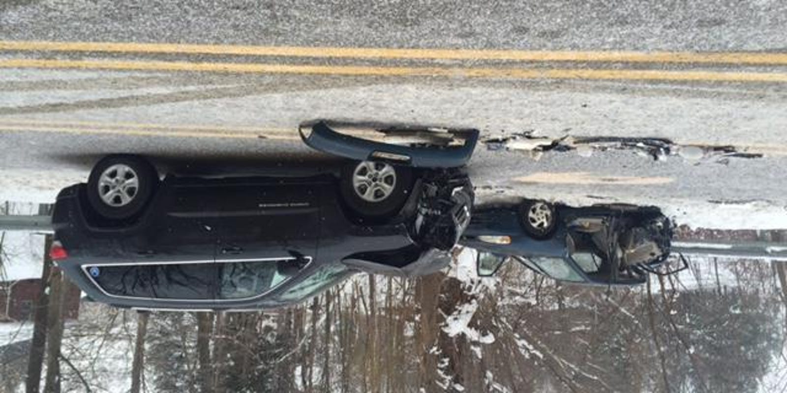 One killed, one injured in Georgetown Township crash