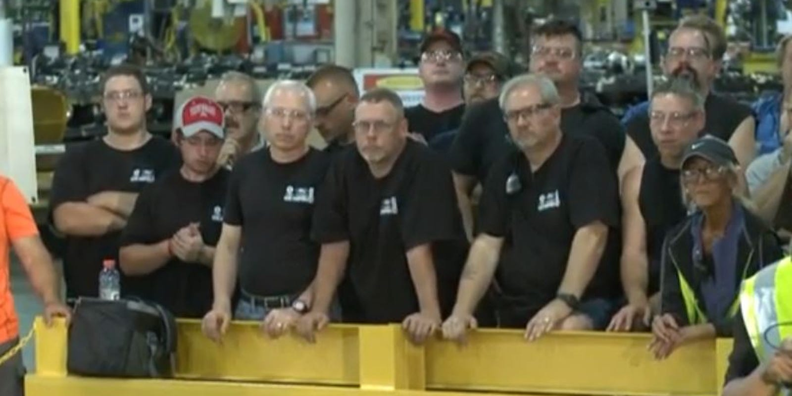 Avon lake celebrates ford 39 s investment for Ford motor company employee login