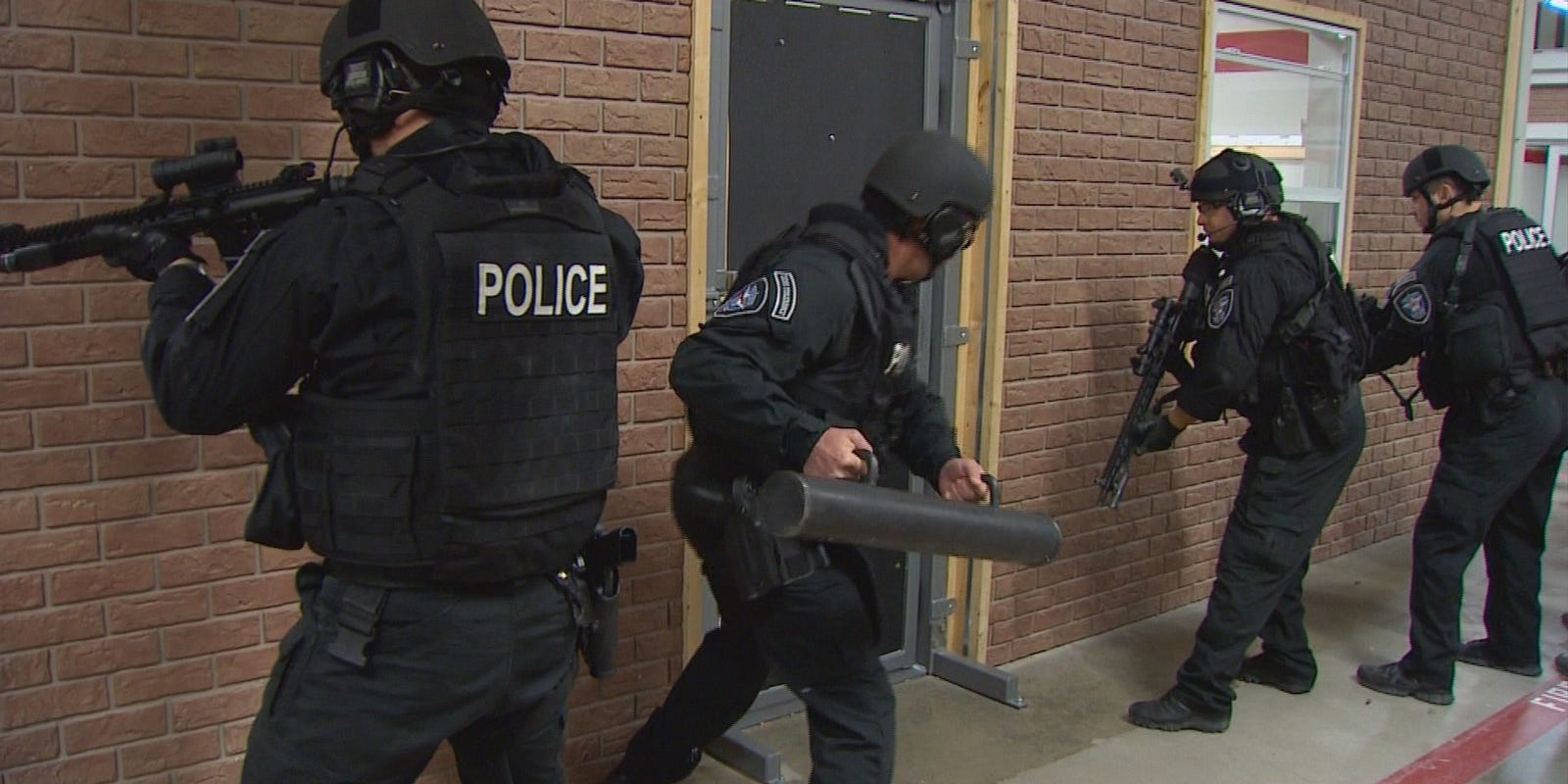 FW tactical training complex prepares authorities for the worst