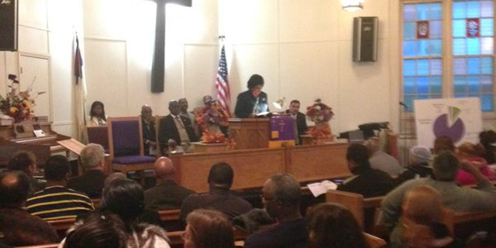 Faith-Based Group Sets Minority Hiring Goals