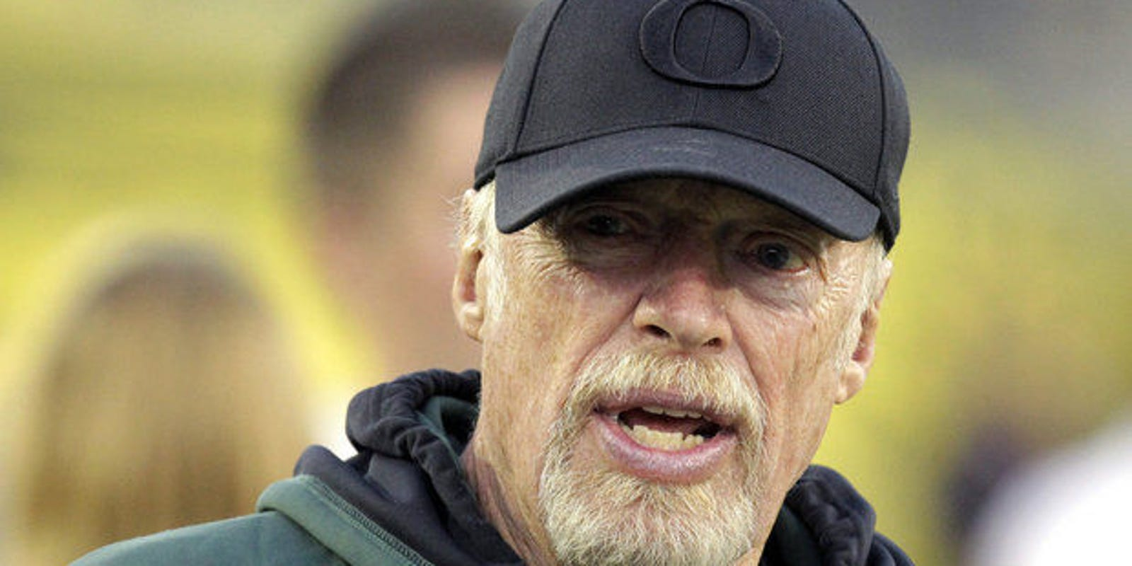 Nike co-founder Phil Knight stepping down as chairman