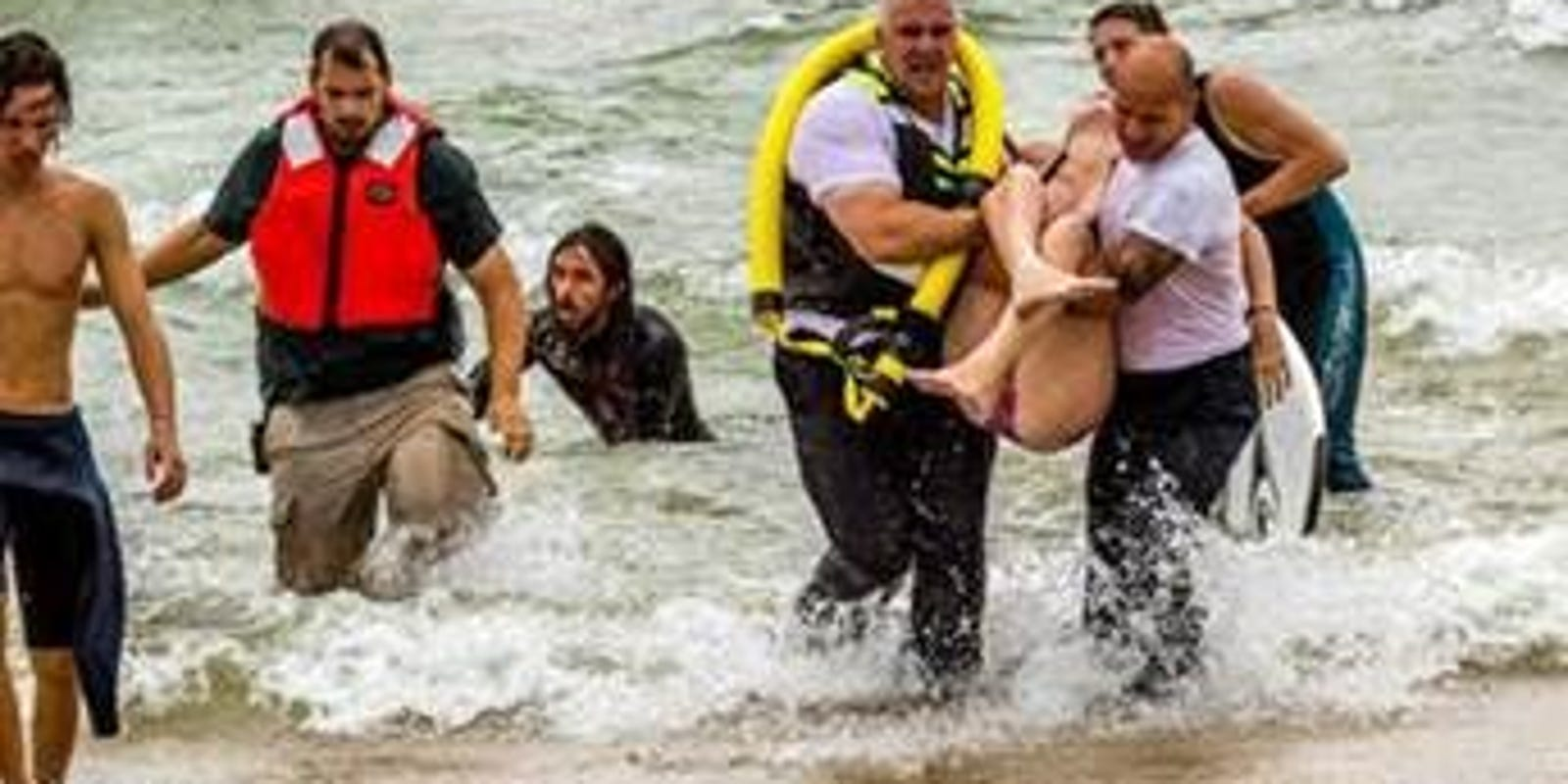 Rescue girls