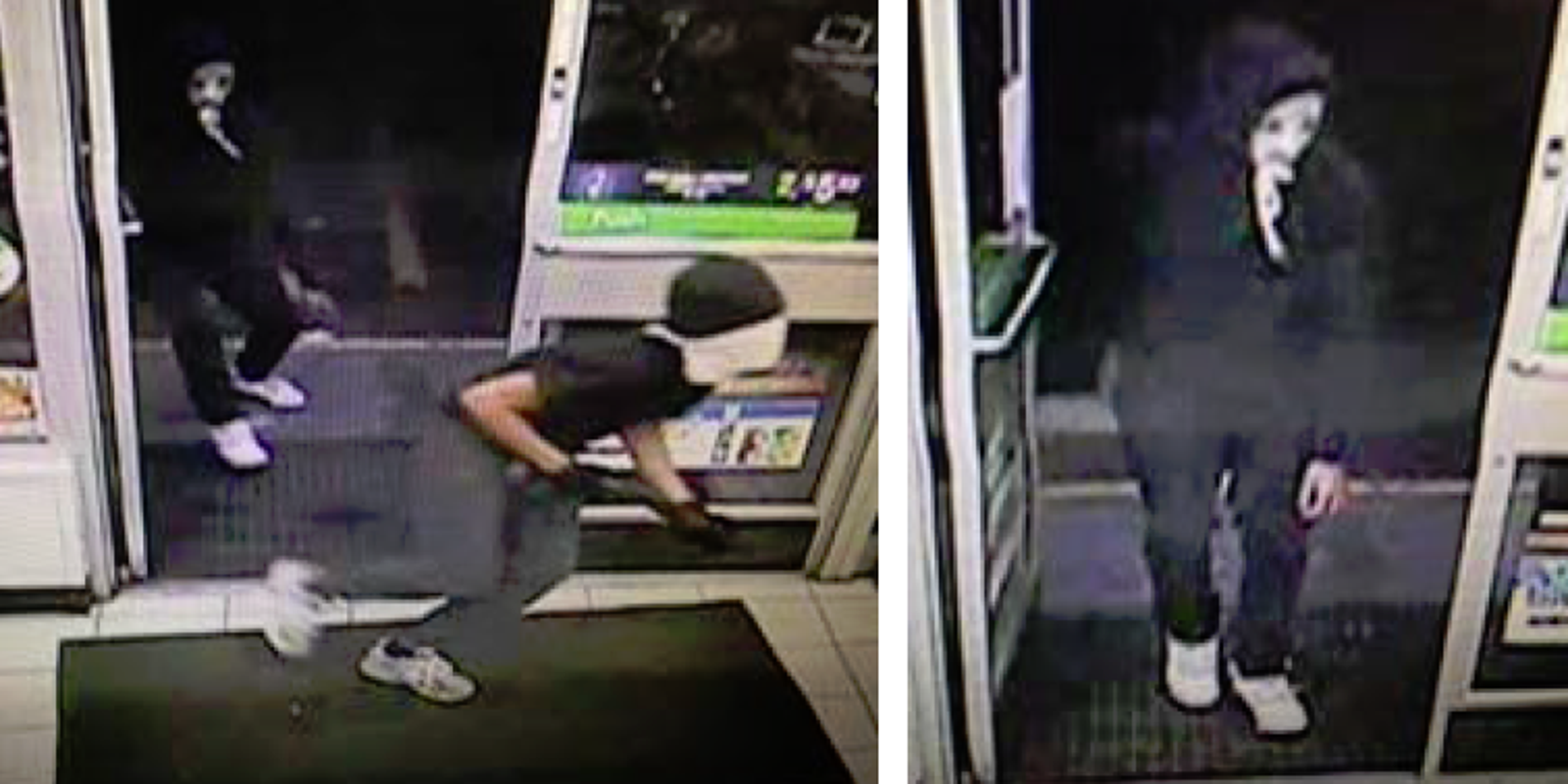 2 suspects wanted in Woodbridge 7-Eleven armed robbery