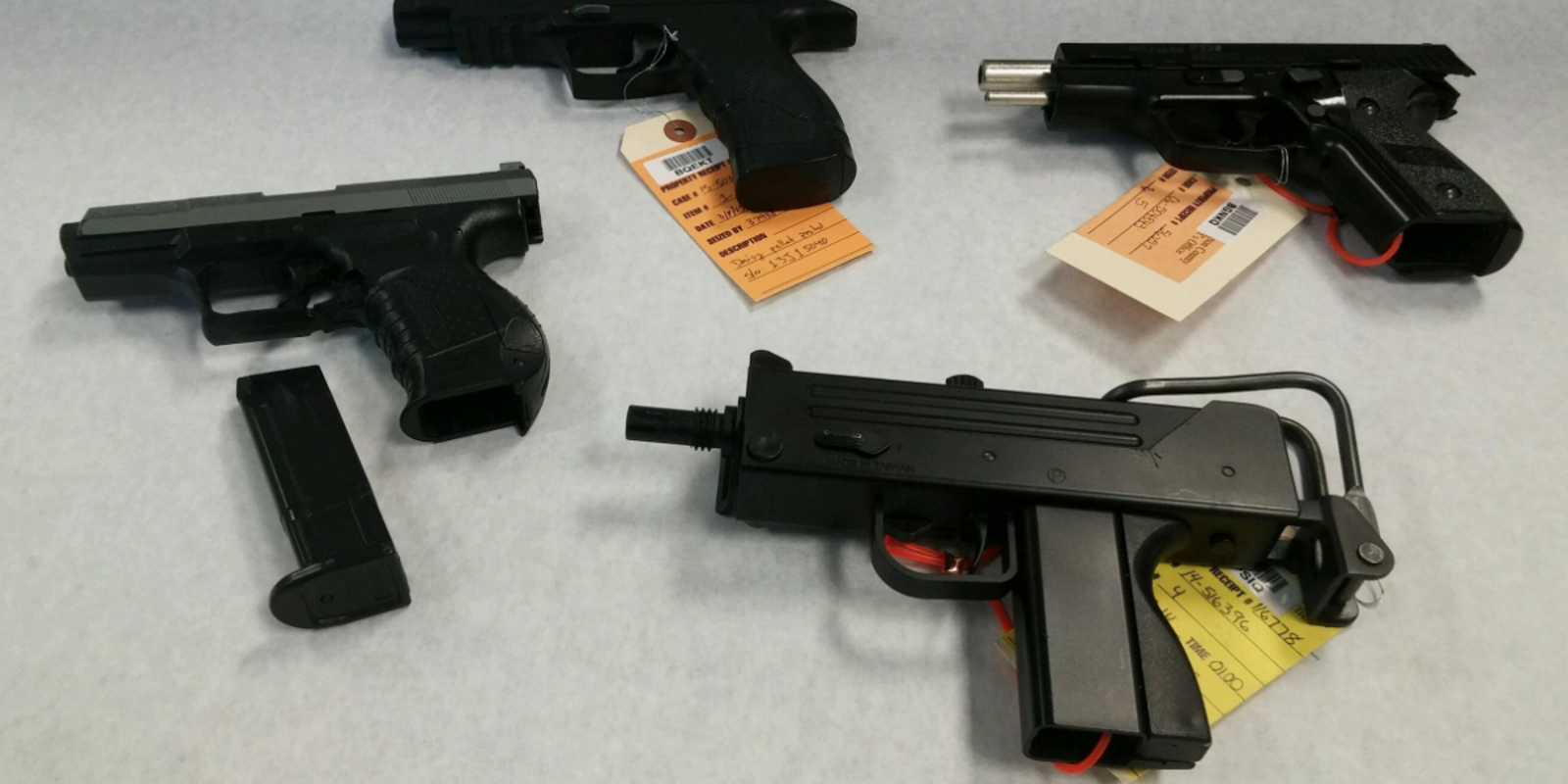 Oregon's new background check gun law begins Sunday