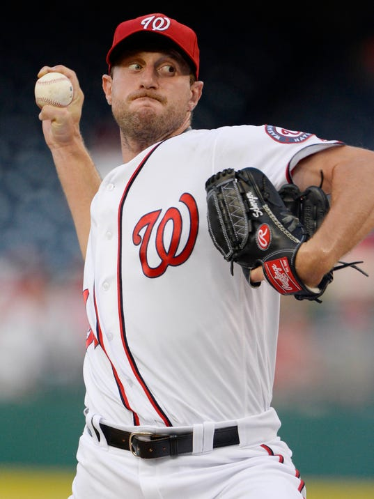 Scherzer and Porcello win Cy Young awards