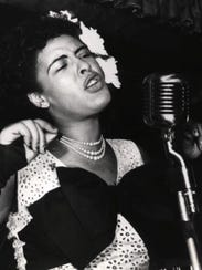 a biography of billie holiday born in baltimore