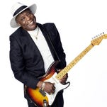 Nationally known blues star Buddy Guy is headlining this weekend's Eatonic Music Festival with his Friday night performance.
