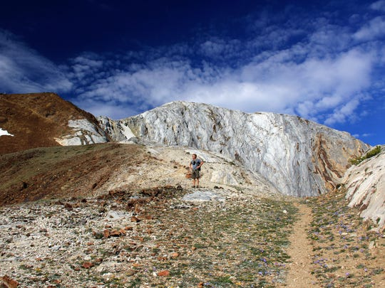 The climb up the Matterhorn, the second-tallest peak in the Wallowa Mountains at 9,826 feet, takes climbers into the alpine county of the Eagle Cap Wilderness.