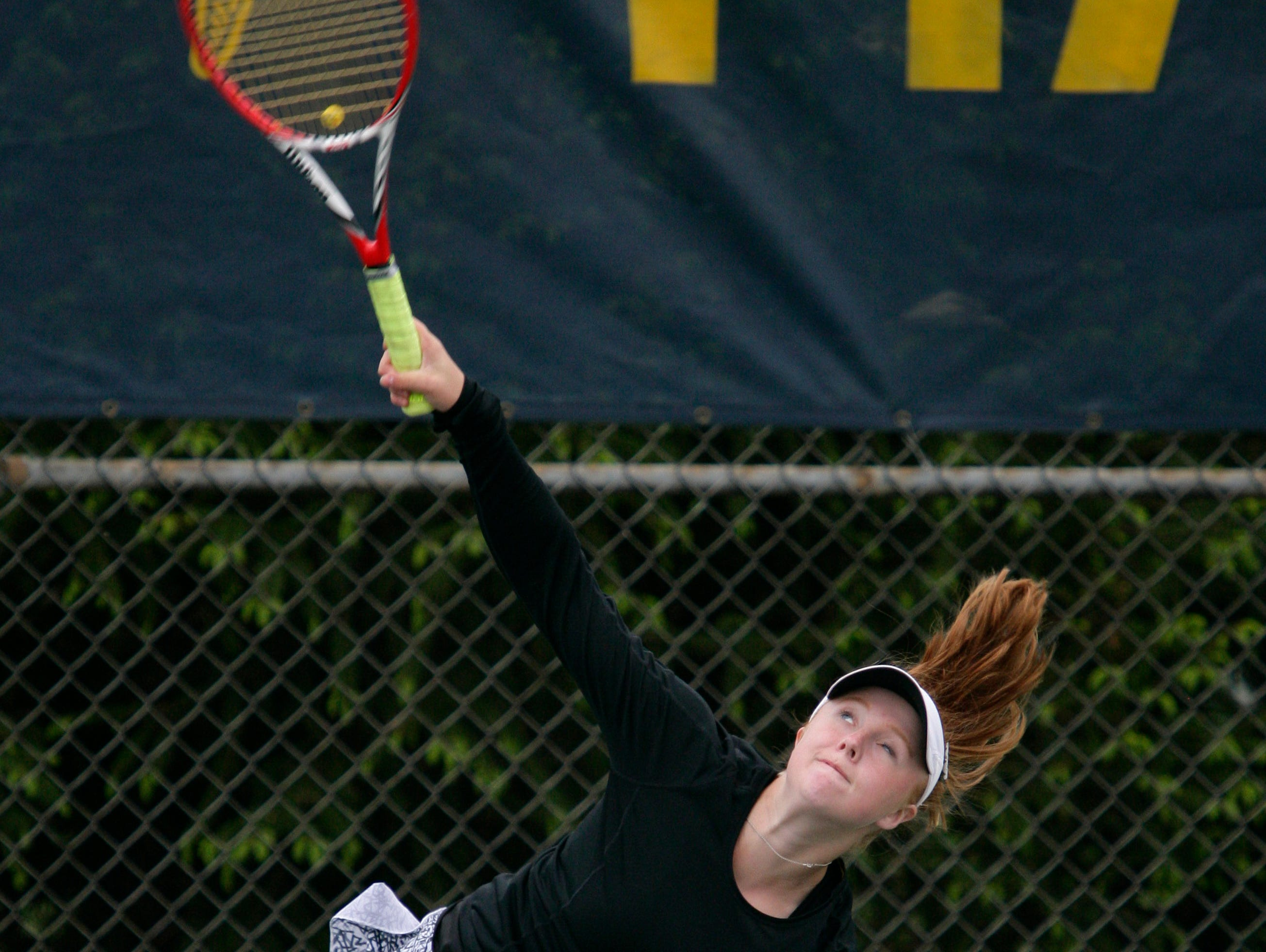 Williamston's Sara Daavettila is the top seed at No. 1 singles for the Division 3 state finals