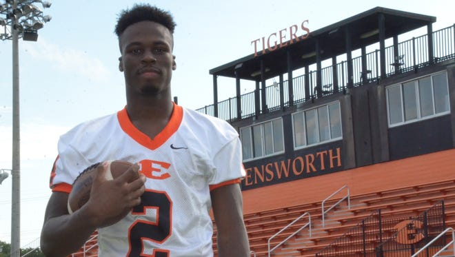 Ensworth senior Rodney Owens is No. 12 on The Tennessean's Dandy Dozen.