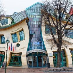 Weird and wonderful architecture around the world