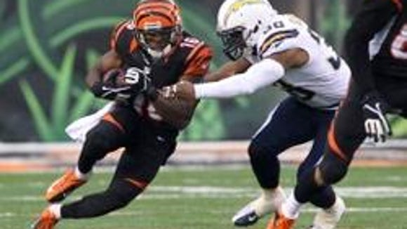 Andrew Hawkins looks to be headed to Cleveland.