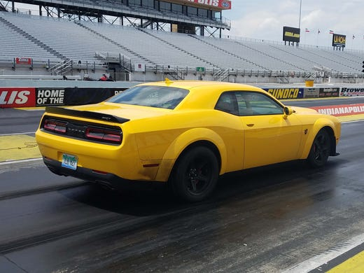 Limited Run Dodge Demon Has Helped Boost Challenger Sales And Cement