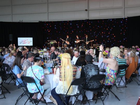 """""""All You Need Is Love"""" was the theme of the 2018 Equality Celebration. The Beatles tribute band Hard Day's Night performed at the annual gathering in St. George."""