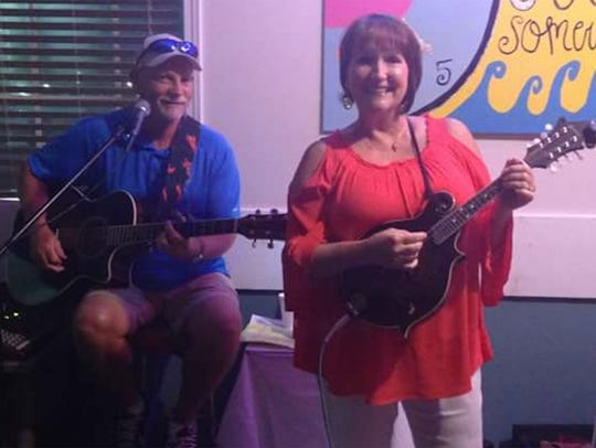 Tommy and Kay Peters have been performing as a duo