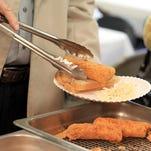 Fish fry season starts next week.