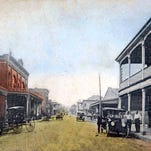 Remember the wooden streets of Opelousas?