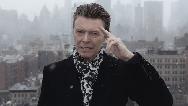 David Bowie, in a still from upcoming HBO documentary 'David Bowie: The Last Five Years.'