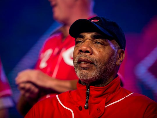 Former Cincinnati Reds player Dave Parker has good days and bad. Parkinson's is a mercurial disease that follows no pattern or script. Some days, the Cobra feels strong and vital. Others, he struggles to leave the bed.