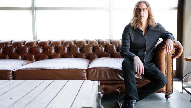 Carl Broemel, guitarist in My Morning Jacket, celebrates the release of a new solo album Friday at Zanzabar.
