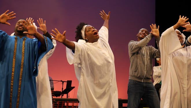 """Black Nativity"" (shown on stage at the Marcus Center in 2016) returns to the center's Vogel Hall on Dec. 7."