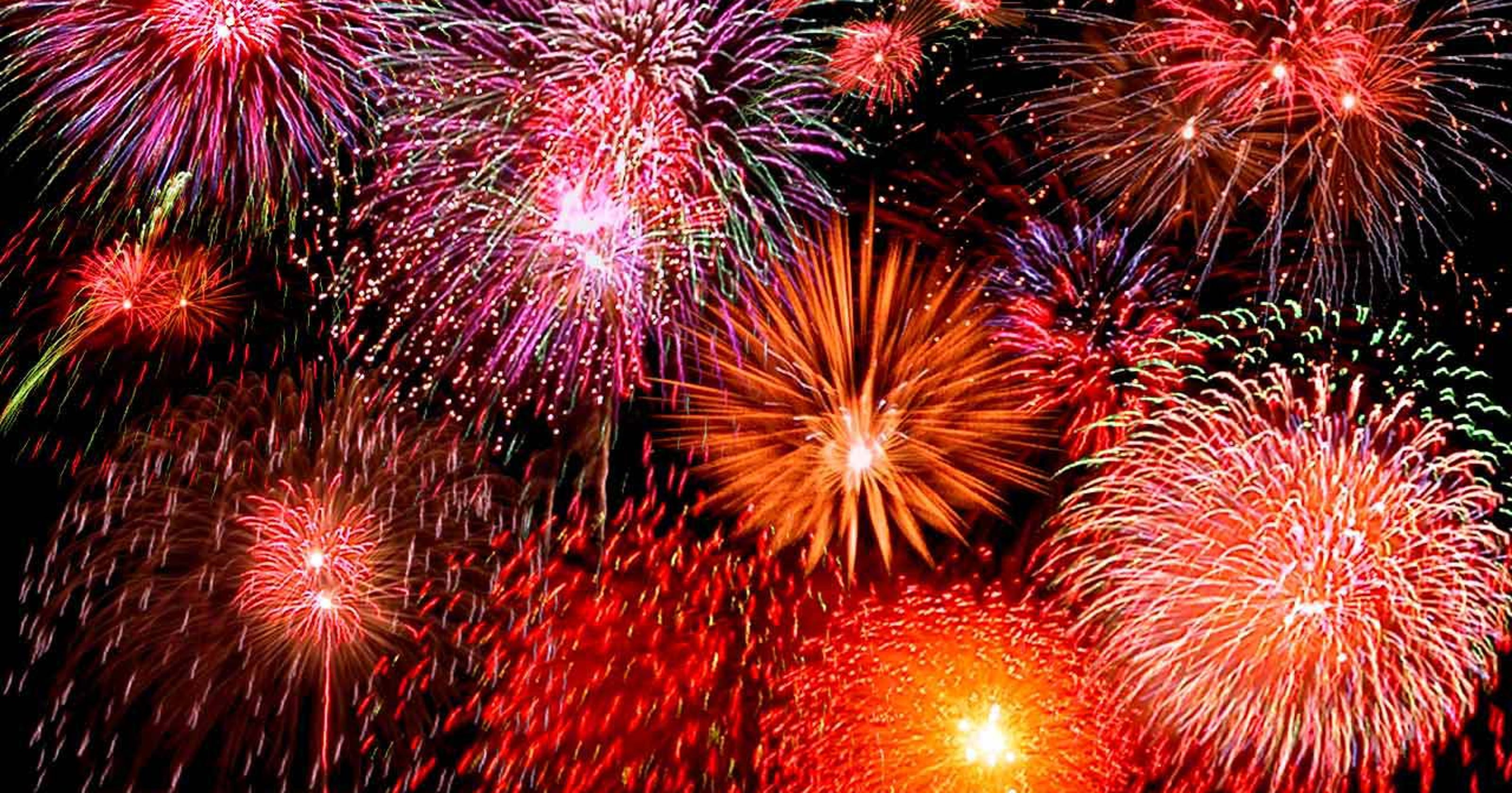 Fireworks tonight in Bridgewater