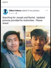 Gilbert Orbeso recently posted additional photos of