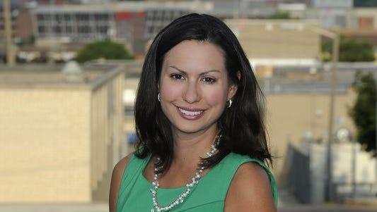 Sioux Falls Business Journal Editor Jodi Schwan