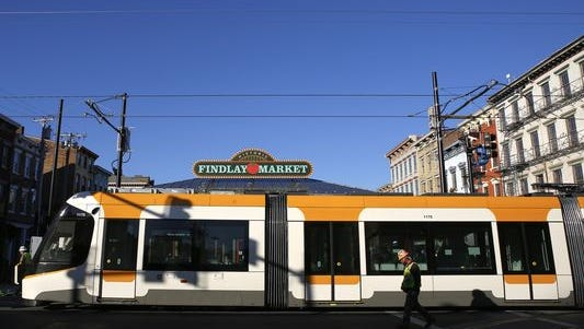 Cincinnati's streetcar will be temporarily closed during the Findlay Market Opening Day Parade and  six other annual Downtown and Over-the-Rhine events.
