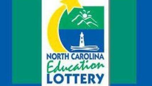 The North Carolina Education Lottery logo.