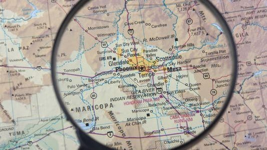 A Maricopa County Superior Court judge on March 16, 2017, rejected challenges from a coalition of Republican voters that the Arizona Independent Redistricting Commission used the wrong process in drawing boundaries for the state's nine congressional districts.