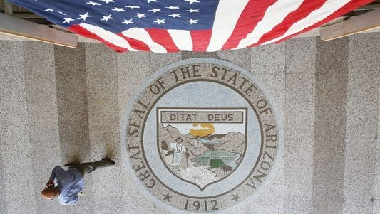 The Arizona Legislature is wrestling with state-budget issues.