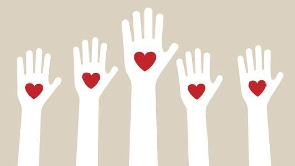 Tuesday, Nov. 28, 2017, is national Giving Tuesday,