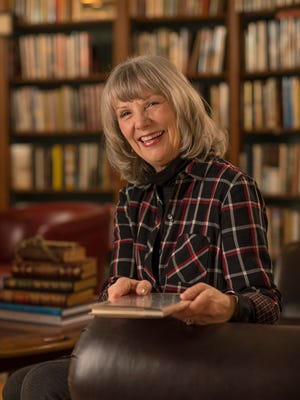 Wisconsin poet laureate Karla Huston has made the Memory Café movement a focus of her work.