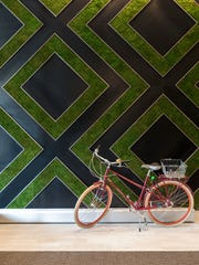 The Kimpton Aertson Hotel allows guests to use custom-designed bikes to cruise around Nashville.
