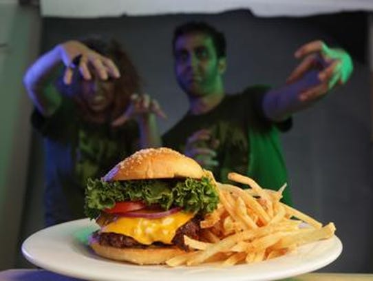 The Zombie Burger + Drink Lab concept had proven to be popular in Des Moines.