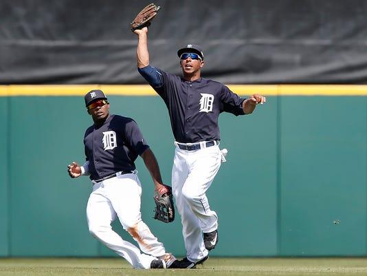 MLB: Spring Training-Washington Nationals at Detroit Tigers