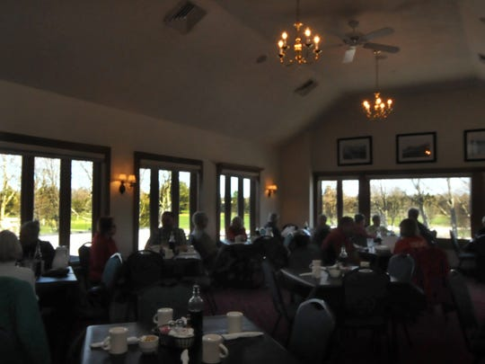 The Sandpiper opened May 1 with a breakfast menu alongside Pasta Vito, both at Maxwelton Braes in Baileys Harbor.