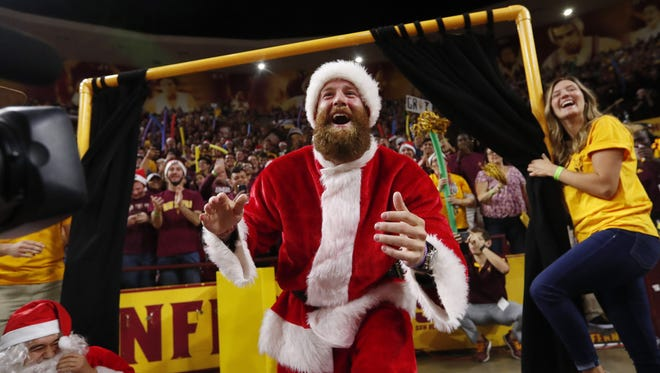 Corry, Idaho fans, there is only one real Curtain of Distraction and it belongs to ASU.